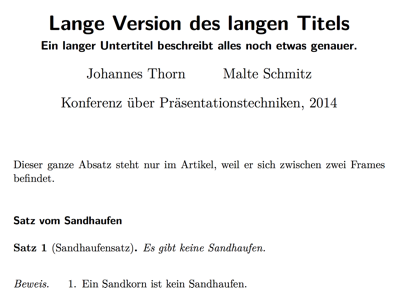 Sandhaufen.article